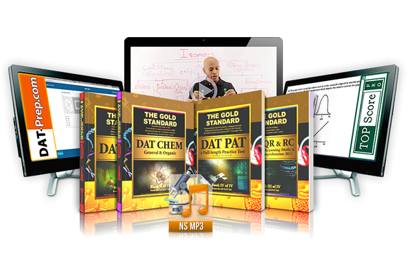 Gold Standard DAT Complete Home Study Course